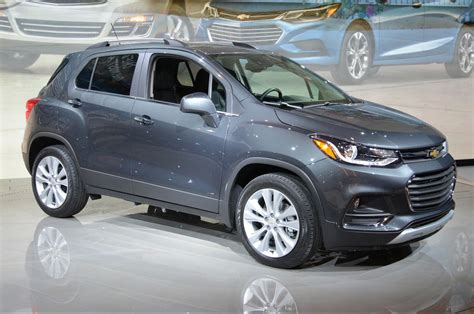 chevrolet trax   review motor trend