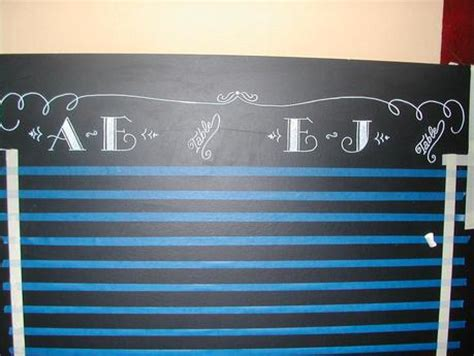 diy chalkboard seating chart diy chalkboard seating chart paperblog