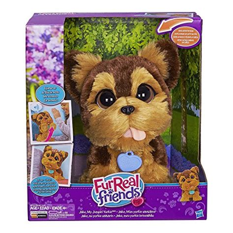 furreal friends playful pets jake my jumpin yorkie furreal friends playful pets jake my jumpin yorkie
