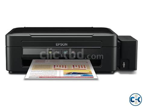 Printer Epson L360 Bhinneka epson l360 multi function inkjet printer clickbd