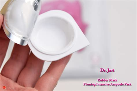 Rubber Mask Firming Lover dr jart firming lover is unique