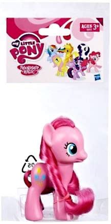 Hasbro My Pony Friendship Is Magic Pinke Pie my pony friendship is magic 3 inch bagged pinkie pie 3 figure hasbro toys toywiz