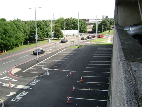 car parking birmingham new new surface car park herald road 169 robin stott cc by