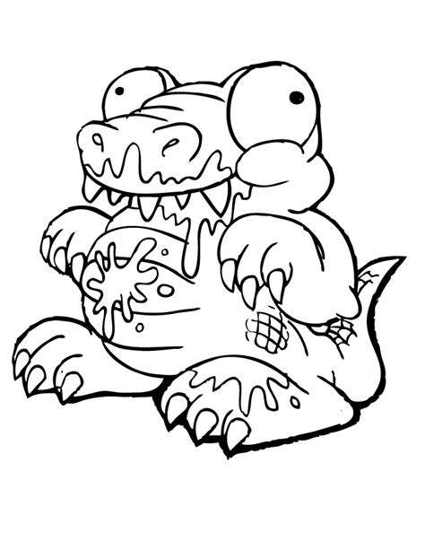 trash pack coloring page coloring pages pinterest
