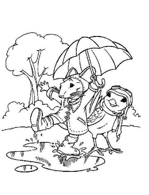 coloring page rainy day rainy day coloring pages free coloring home