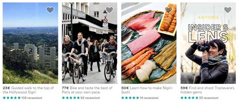 airbnb experiences airbnb lancia experience e i prosumer gioiscono this