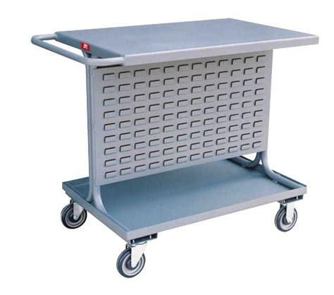 råskog cart ra 19 quot high dual sided louvered paneled bin cart 24 x 36