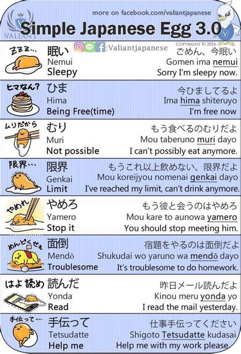 best for learning japanese best 25 common phrases ideas on