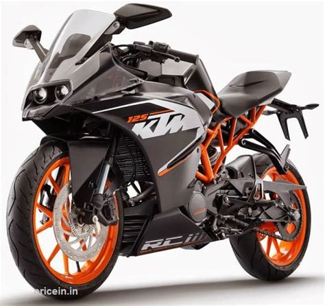 Ktm Rc 150 Price In India Ktm Rc 125 Price In India Review Specifications