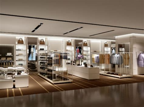 commercial model vancouver clothes store shop 3d cgtrader