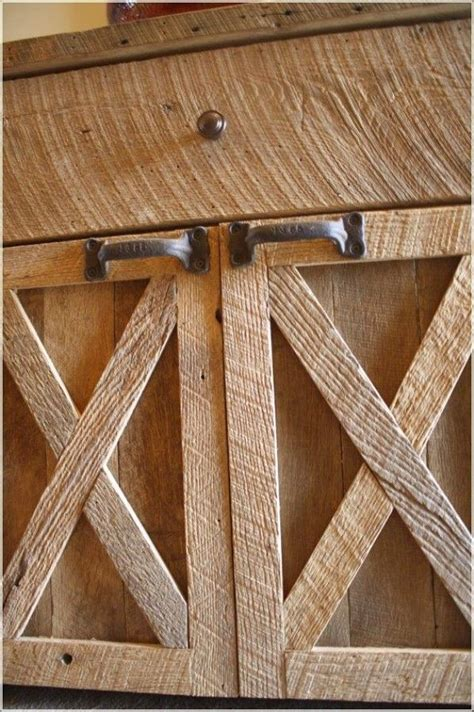 wooden kitchen furniture 17 best ideas about rustic cabinet doors on