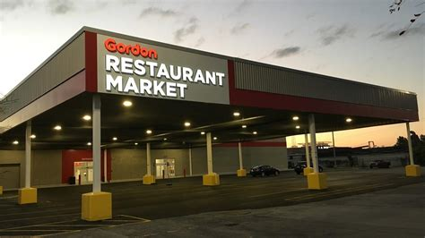 Office Depot Locations In Nyc Gordon Food Service Opens New York Outlet On Elmwood