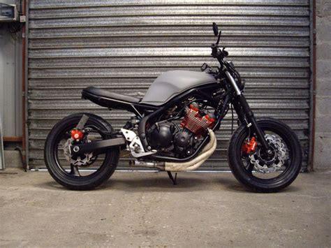 Motorrad Yamaha Diversion by 23 Besten Cafe Racer Yamaha Xj600 Diversion Bilder Auf
