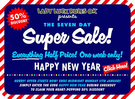 new years day sale llrok journal happy new year 7 day sale