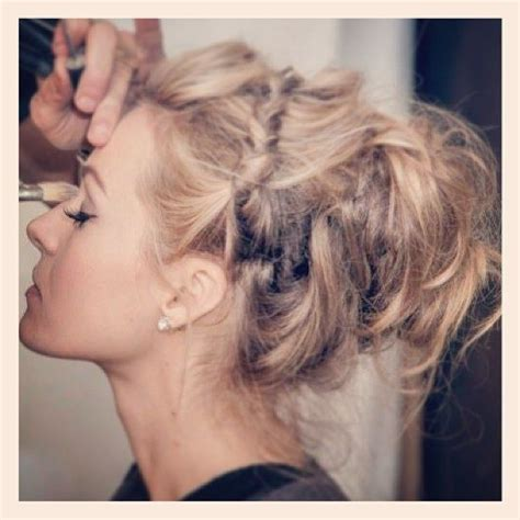 cute bun styles with xpression hair 17 best images about prom hairstyle inspiration for
