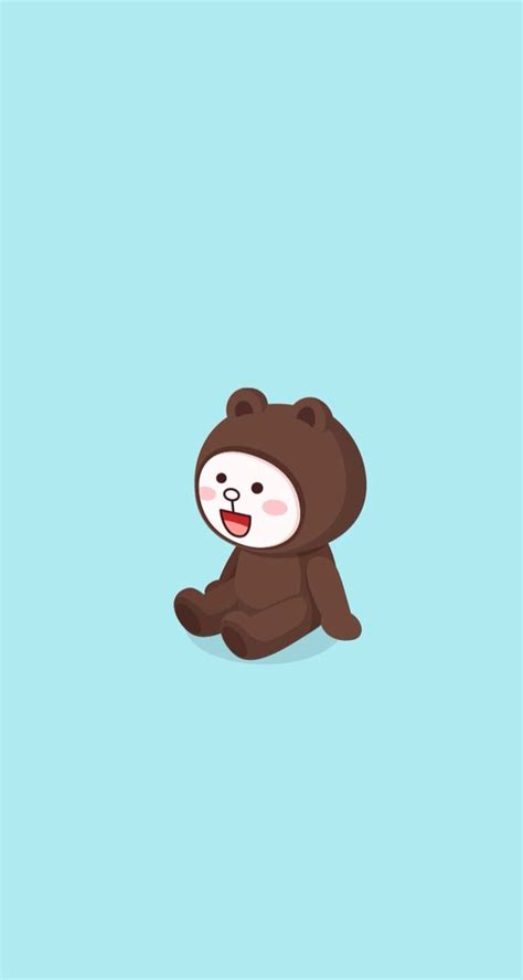 Correction Brown Cony Sally 8 best images about gấu brown on iphone wallpapers brown wallpaper and brown