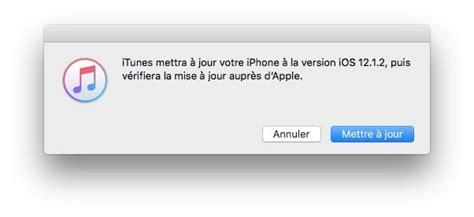 iphone update 12 1 ios 12 1 2 mise 224 jour pour iphone uniquement ipsw macplanete