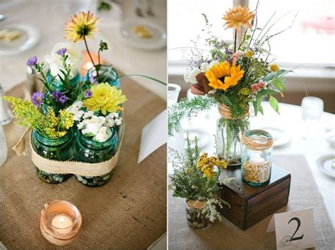 Romantic Weddings on a Budget: DIY Wedding Decorations and