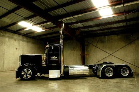 Semi Sleeper Means by Custom Semi Trucks