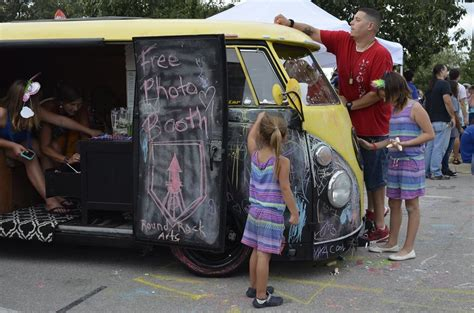 chalk paint fort worth dallas fort worth chalkboard paint vw photo booth