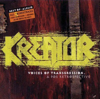 Krator Mg 21060 2 1 gallery for gt kreator voices of transgression