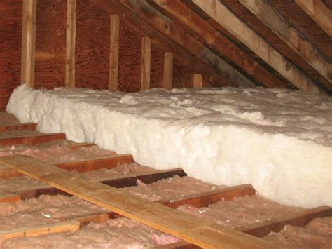 Attic Insulation Installation - insulation replacement attic cleaning insulation