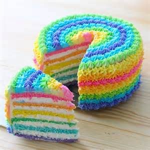 colorful cakes 25 best ideas about rainbow cakes on colorful