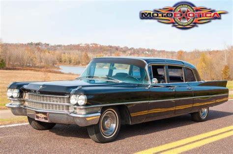 cadillac series 75 for sale 1963 cadillac series 75 limousine for sale cadillac