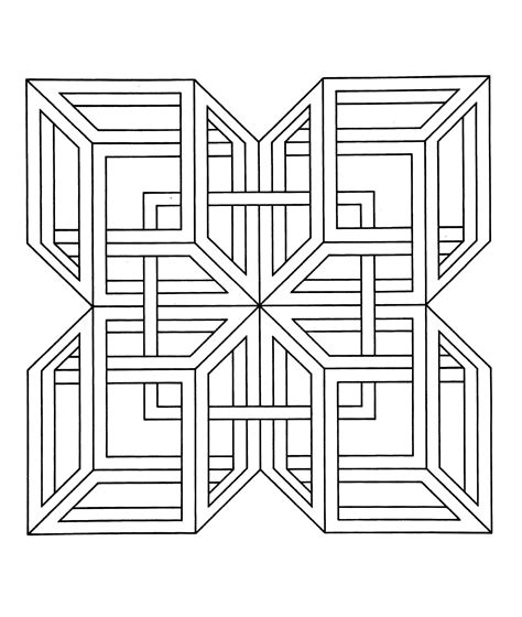 optical illusion coloring pages op coloring pages for adults coloring op jean