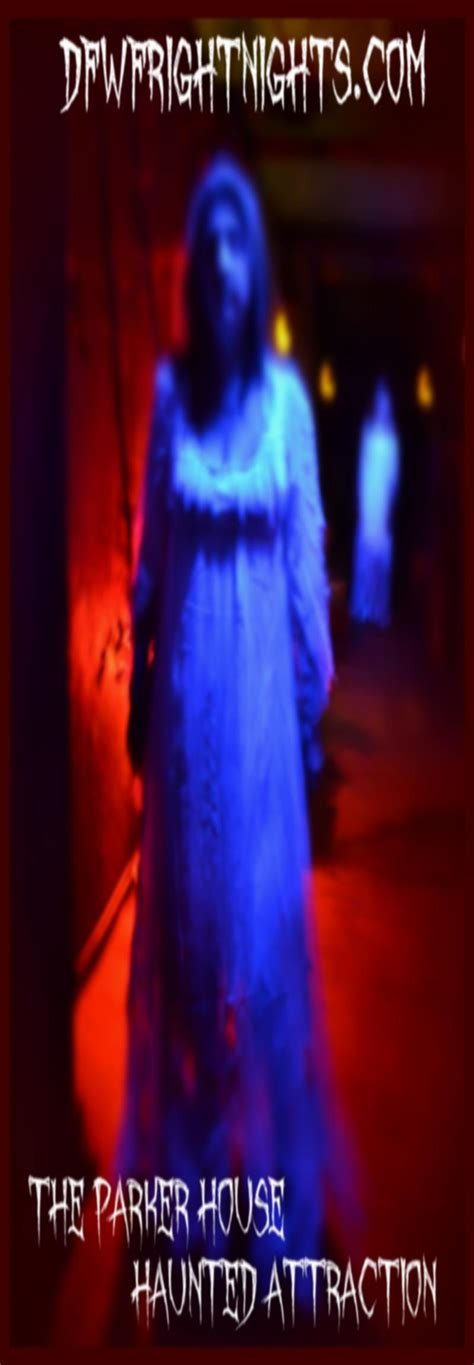 the parker house the parker house haunted attraction