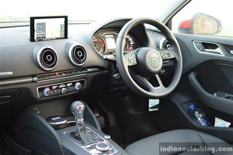 audi  sedan facelift interior  drive review
