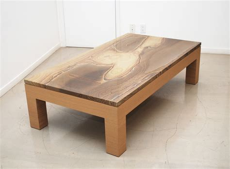 Wood For Coffee Table Top Wood Coffee Table With Granite Top Write