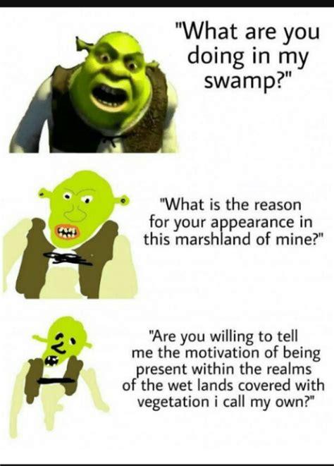 reddit memes shrek memes because reddit dank meme