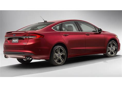 2018 ford fusion review redesign release date 2018