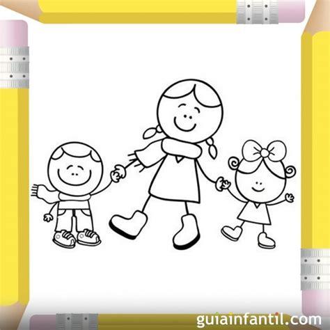 imagenes infantiles por el dia de la madre el dibujo infantil debe ser expresado con libertad y no