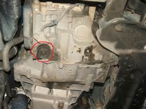 Peugeot 307 Automatic Gearbox Problems Another Al4 Change Question Which Is The Drain