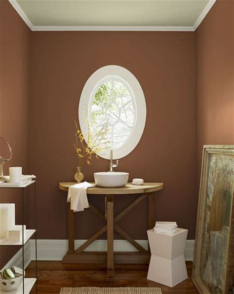bathroom earth tone color schemes 6 best paint colors for bathrooms