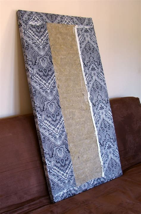 diy soundproofing how to build your own acoustic panels diy