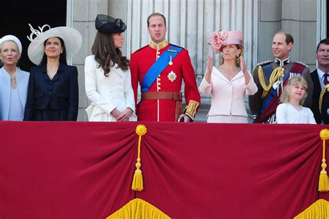 prince andrew and sophie rhys jones photos kate middleton at trooping the color for the queen