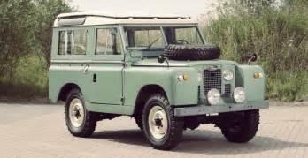 1968 land rover series iia