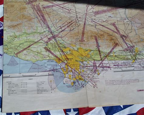 Los Angeles Sectional Chart by Bob Comperini Airspace Classifications
