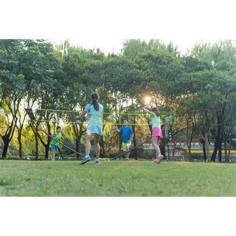 Raket Joerex badminton easy net 5m artengo toko alat fitness