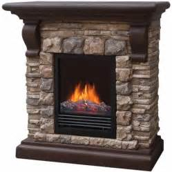 indoor electric fireplace heater polyfiber faux