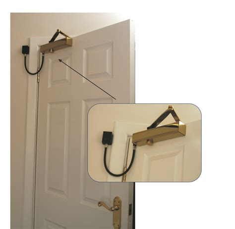 swing free door closer residential care home bedroom doors closers hold open or