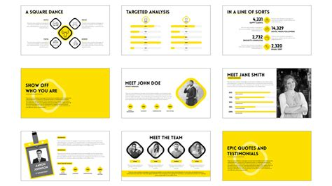 Strive A Beautiful Powerpoint Template That Inspires What Is A Template In Powerpoint