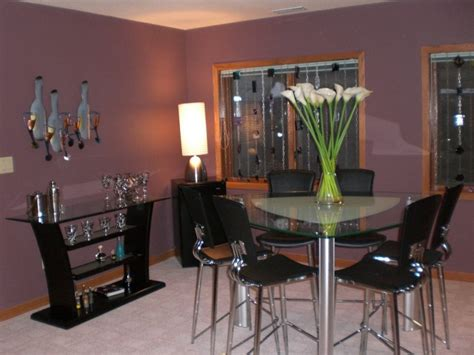 Trendy dining room tables