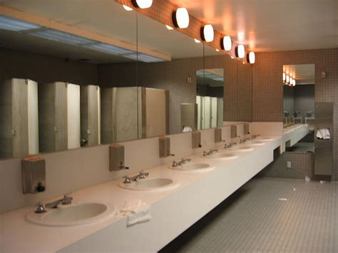 modern office bathroom office restroom etiquette sayyah s cleaning