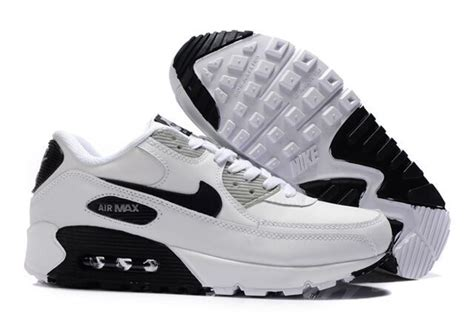 really cheap to for nike air max 90 shoes white black