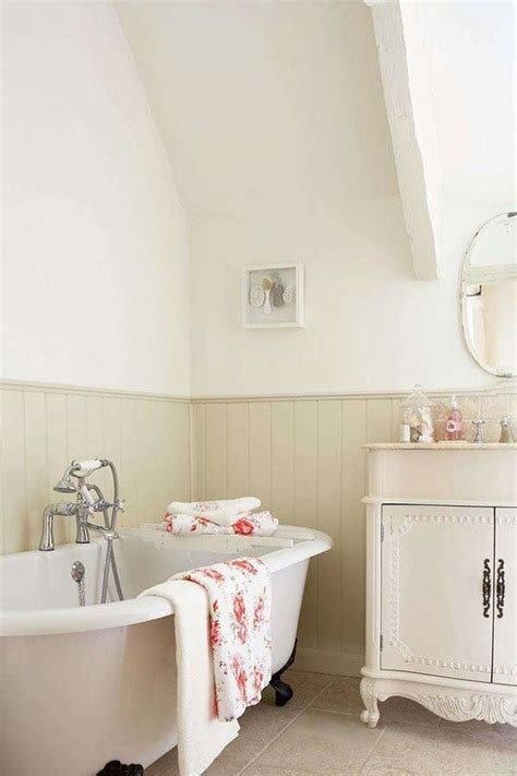 beadboard uk cottage y bathroom soft neutral beadboard with white trim ceiling so and bright