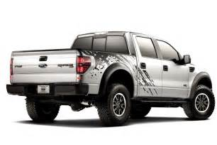 Ford Graphics Ford F150 Raptor Supercrew 2011 Ford F150 Svt Raptor